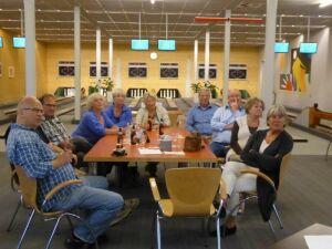 Landelijke competitie te Utrecht